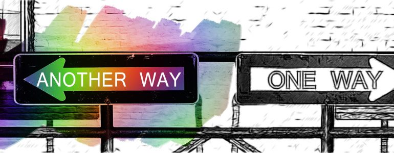 one way or another image