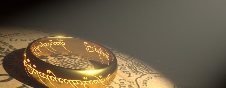 Middle Earth ring